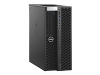 Dell Precision 5820 Tower - MDT - Xeon W-2133 3.6 GHz - 16 GB - 512 GB 0PPP1