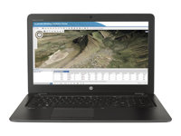 "HP ZBook 15u G3 Mobile Workstation - 15.6"" - Core i7 6500U - 16 GB RAM - 512 GB SSD T7W15EA#AK8"