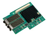 Intel Ethernet Network Adapter XXV710-DA2 - Nätverksadapter - Mezzanine Card - 25 Gigabit SFP28 x 2 XXV710DA2OCP1