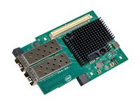 Intel Ethernet Network Adapter X710-DA2 for OCP - Nätverksadapter - OCP 2.0 - 10 Gigabit SFP+ x 2 X710DA2OCP